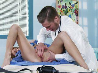 осмотр у врача гинеколога порно
